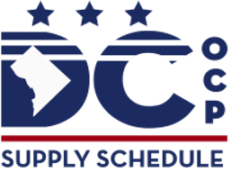 District Of Columbia Supply Schedule (DCSS)